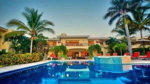 Villa del Tigre in San Pancho, Mexico